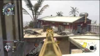 Black Ops 170+ Kills With Gold AK-47 On Firing Range!!!