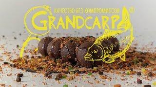 Grandcarp - производитель карпового питания. Ловля карпа