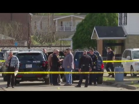 Huntington Police Search For Suspect After Father & Son Shot