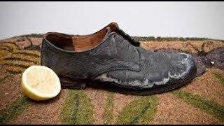 6 Mẹo vệ sinh giày da sạch bóng