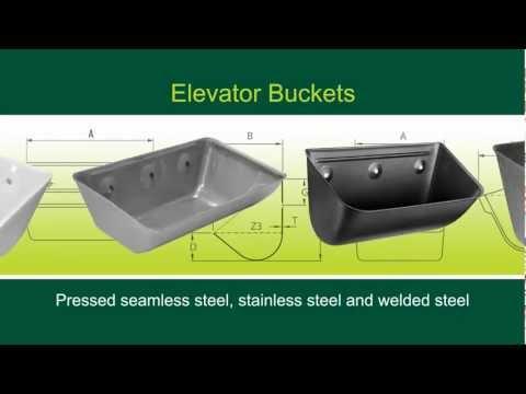 Bulk Material Handling Components