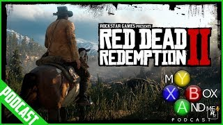 Red Dead redemption 2 Trailer Reaction! - My Xbox And Me Episode 145