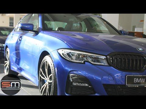 BMW 3 Series 2019. Тест-драйв и обзор новой БМВ.