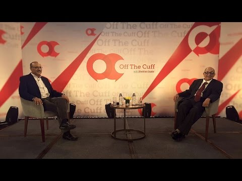 Off The Cuff With Fali Nariman