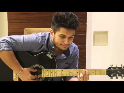 Aashiqui 2 theme song (acoustic guitar instrumental)