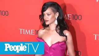 Rihanna Defends Writer Who Showed Up Without Questions To Her Vogue Interview PeopleTV
