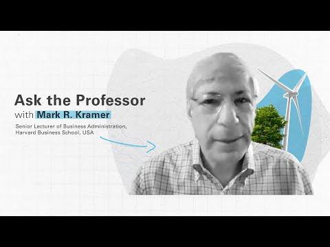 #AsktheProfessor: the energy customer-producer