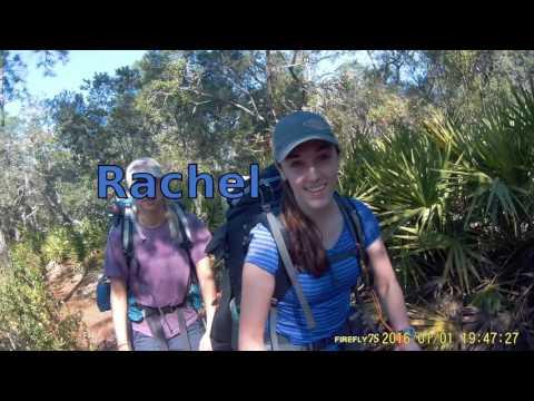 Florida Backpacking Jan 2017