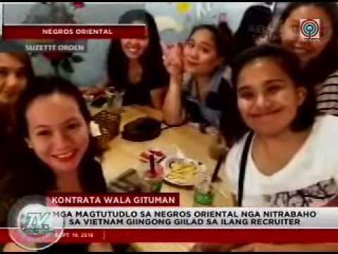 TV Patrol Central Visayas - Sep 16, 2016