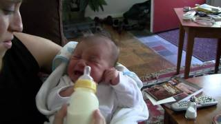 Crying For Bottle.mov