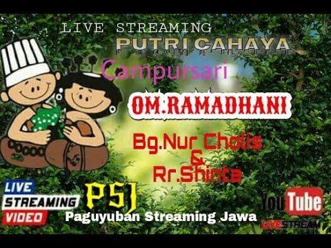 Live DELAY PUTRI CAHAYA //CS RAMADHANI//ILHAM JAYA audio//RAMADHANI FM