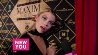 Model Stella Maxwell tells New You what it's like being at the top of Maxim's Top 100 List