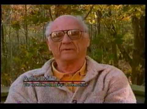 Conversation with Arthur Miller 2001