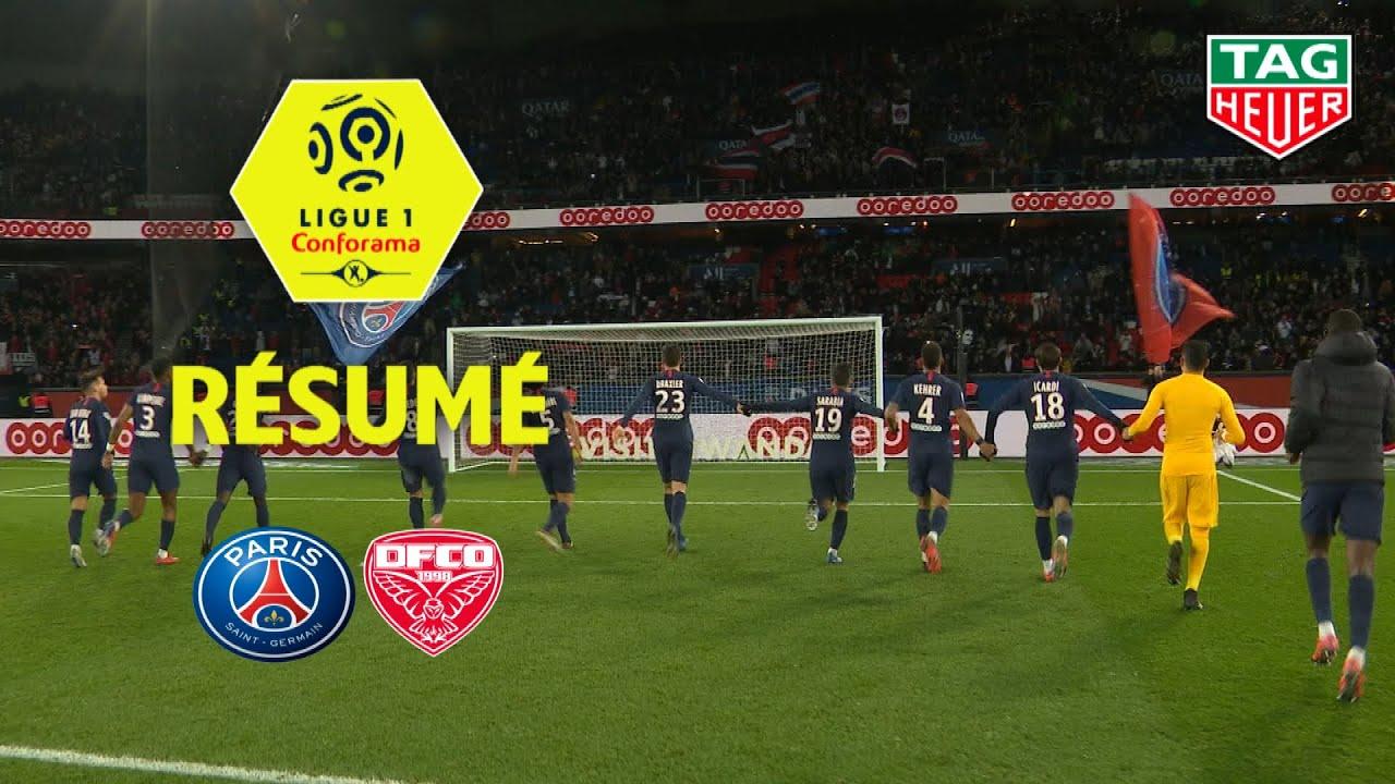 Download Paris Saint-Germain - Dijon FCO ( 4-0 ) - Résumé - (PARIS - DFCO) / 2019-20