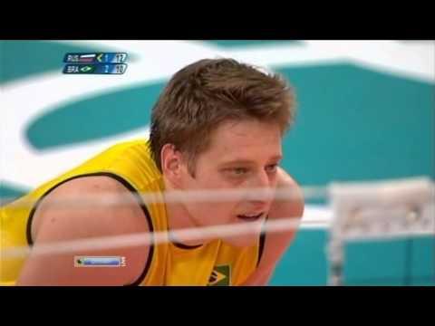 Волейбол  Россия Бразилия  Финал 2012