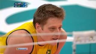 Волейбол  Россия Бразилия  Финал 2012(Финал Олимпиада 2012 Волейбол м Россия-Бразилия., 2015-03-11T15:03:04.000Z)