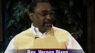 National Association for the Advancement of Colored People (NAACP), Rev. VDixon1