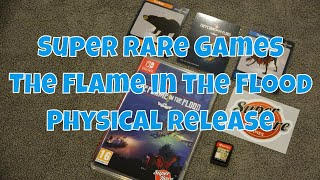Super Rare Games The Flame in the Flood  Nintendo Switch