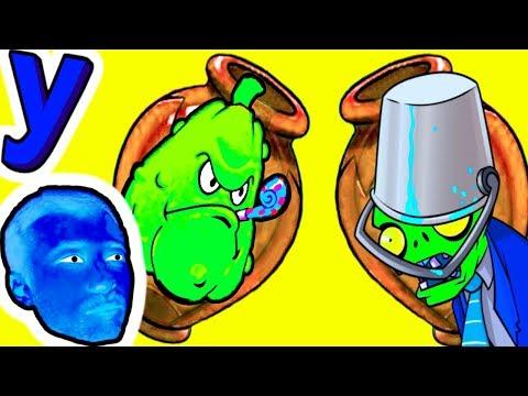 ПОЛНЫЙ ВАЗОБОЙ! Сюрпризы от ЗОМБИ для ПРоХоДиМЦа! #309 Мультик ИГРА - Растения против ЗОМБИ