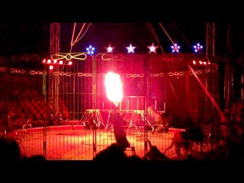 Circo Kenya Víctor Guillaumin