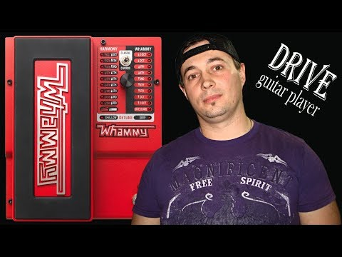 My TOP 7 songs with Digitech Whammy 5
