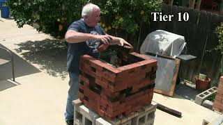 Rocket Stove/ Oven Build: A Prototype