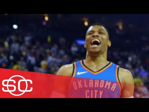 The unbelievable numbers behind Russell Westbrook's 100 triple-doubles | SportsCenter | ESPN