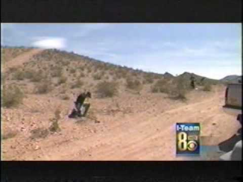Gold Searchers of Southern Nevada on Las Vegas News Channel 8!