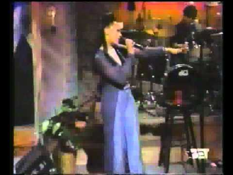 Adriana Evans Planet Groove Live In Washington DC 1997 Part 1