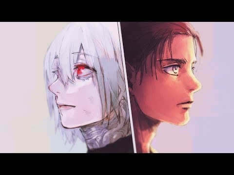 A Tragic Hero: The Ken Kaneki And Eren Jaeger Parallels