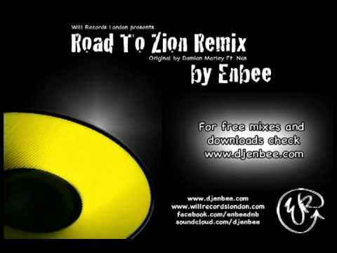 Damian Marley ft. Nas - Road To Zion ( Enbee Dnb Remix )