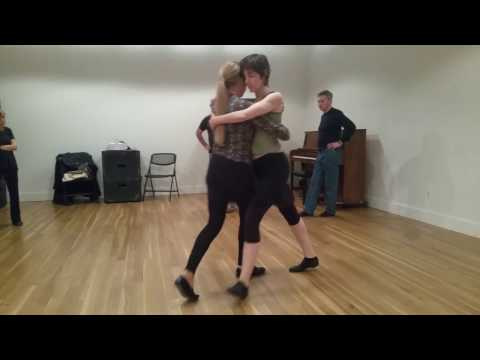 Argentine tango workshop: Brigitta Winkler - Close Embrace: Coqueta
