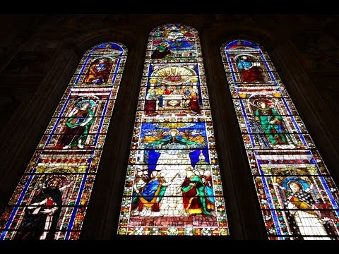 Basilica of Santa Maria Novella, Florence, Tuscany, Italy, Europe