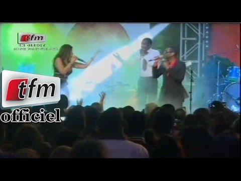 Soirée St- Valentin: Youssou Ndour chante avec Aida Samb