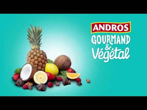 Vidéo Pub TV – Andros Gourmand & Végétal