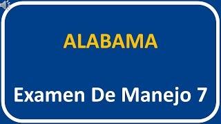 Examen De Manejo De Alabama 7