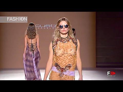 CUSTO BARCELONA 080 Barcelona Spring Summer 2017 - Fashion Channel