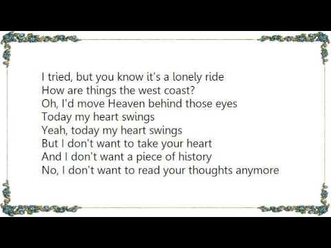 Interpol - The Heinrich Maneuver Lyrics