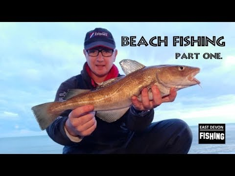 Beach Fishing Part 1.