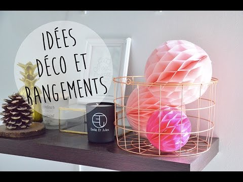 id es d co et rangements facile et petit prix youtube. Black Bedroom Furniture Sets. Home Design Ideas