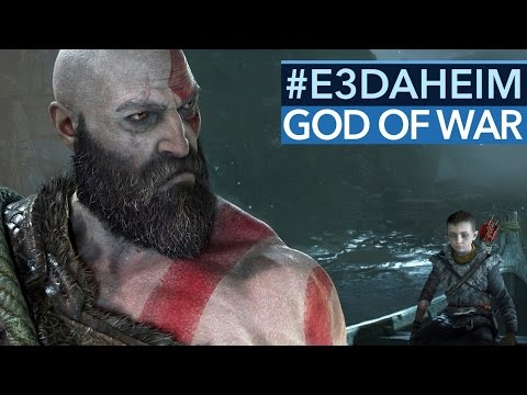 God of War - Papa Kratos prügelt anders - ?Preview