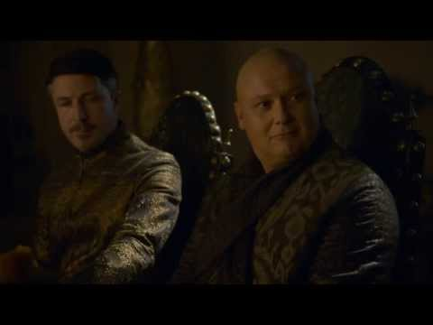 Tywin Lannister's Awkward Dinner Party (VIDEO)