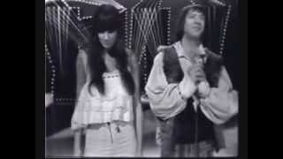 Sonny & Cher - 4 Different Clips Spanning 22 Years of... I Got You Babe