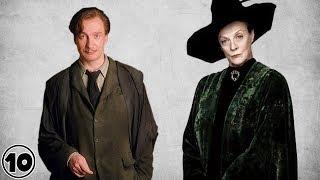 Top 10 Harry Potter Professors