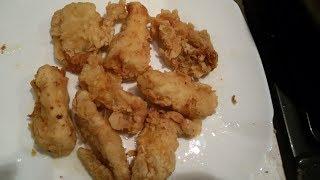 ক্রিস্পি ফ্রাইড চিকেন/Crispy Fried chicken