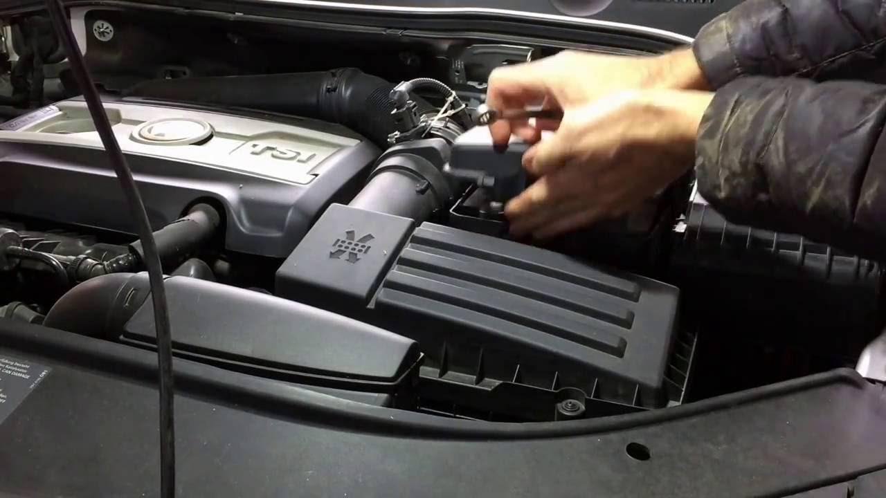 VW Passat B6 tuning - YouTube