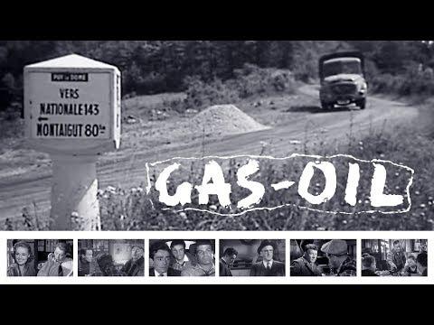Gas Oil 1955 - Film Réalisé Par Gilles Grangier