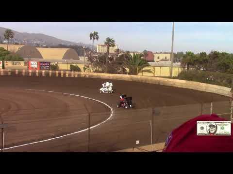 California Lightning Sprints Heat # 3 Ventura Raceway 5-5-18