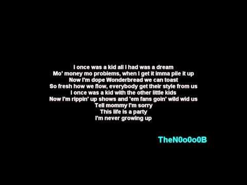 Chiddy Bang - Opposite of Adult [Lyrics]    ||HQ||