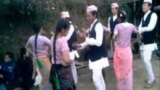 Ramsaili,miteri samuha Sarang danda 9 Panchthar